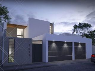 Casa IL CDR CONSTRUCTORA Casas modernas