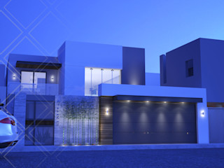 Casa JM CDR CONSTRUCTORA Casas modernas
