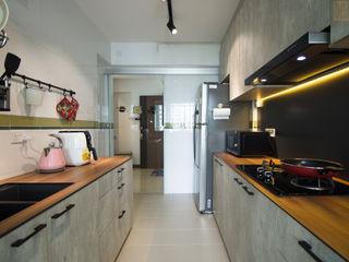 Designer House KitchenKitchen utensils