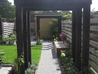 Van Dijk Tuinen Groningen Modern garden