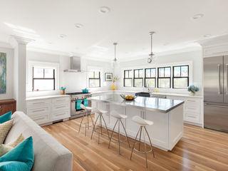 Clean Design 現代廚房設計點子、靈感&圖片