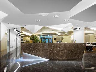 STARSIS 辦公空間與店舖 玻璃 Amber/Gold