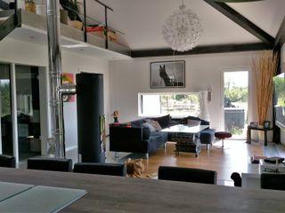 K-MÄLEON Haus GmbH Living room