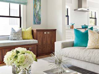 Clean Design 现代客厅設計點子、靈感 & 圖片