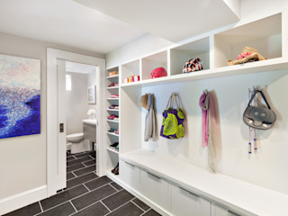 Clean Design راهرو مدرن، راهرو و راه پله
