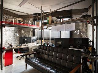STARSIS 書房/辦公室 鐵/鋼 Grey