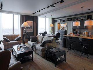 Archiprofi Classic style living room