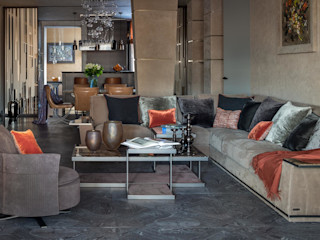 Archiprofi Modern living room