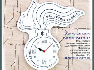 INCORNICIARE SalonAkcesoria i dekoracje Naturalne włókno Biały