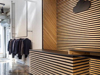 Blokland Interieurbouw Modern offices & stores