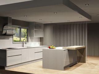 Amplitude - Mobiliário lda Cocinas modernas
