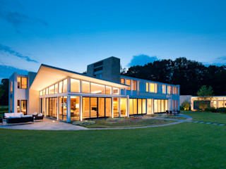 Cunningham | Quill Architects Modern houses