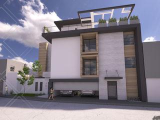Departamentos AP CDR CONSTRUCTORA Casas modernas