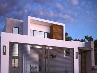 CIENTO30 CDR CONSTRUCTORA Casas modernas