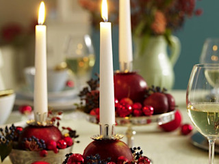 Winter & Christmas Candles The London Candle Company HouseholdAccessories & decoration White