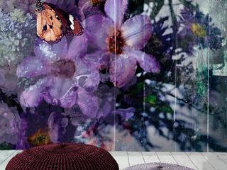 La Aurelia Tropische Wände & Böden Lila/Violett