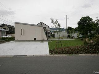 すわ製作所 Casas de estilo ecléctico