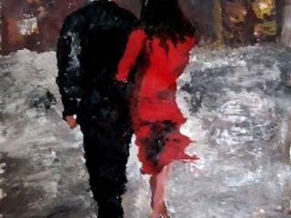 Indian Art Ideas ArteImagens e pinturas Vermelho