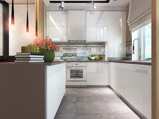 Your royal design Cocinas de estilo minimalista