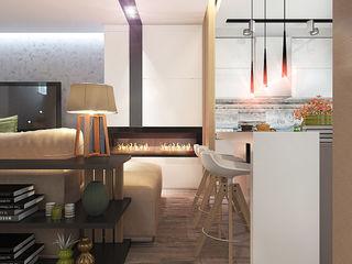 Your royal design Salones de estilo minimalista