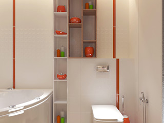 Your royal design Baños de estilo minimalista