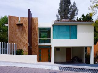 CASA LAGOS Excelencia en Diseño Casas minimalistas Piedra Beige