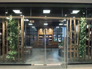 Дизайн бюро Татьяны Алениной Oficinas y Tiendas Gris