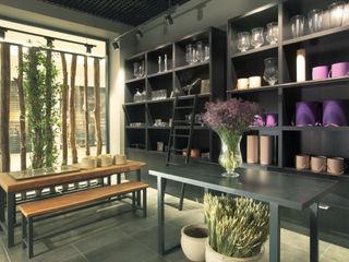 Дизайн бюро Татьяны Алениной Oficinas y Tiendas Negro