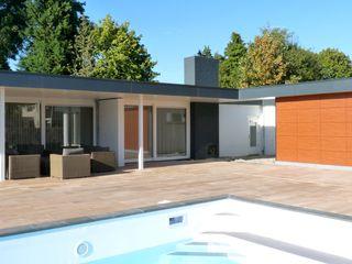 Villa Delphia Moderne huizen