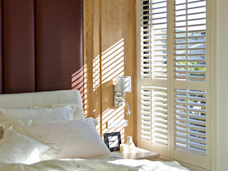 DYD INTERIOR大漾帝國際室內裝修有限公司 Dormitorios de estilo clásico