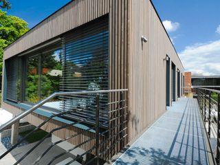 GRIMM ARCHITEKTEN BDA Rumah Modern