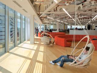 UKTV PENSON Modern office buildings