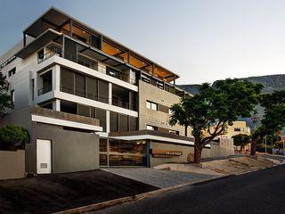 2MD Exclusive Italian Design Moderne Häuser Beton Grau