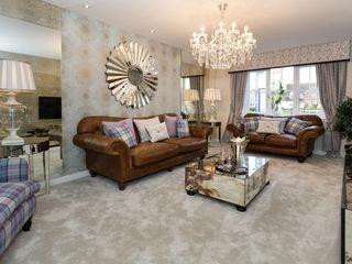 Take a step into luxury each day.. Graeme Fuller Design Ltd Modern living room