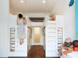 Bento Box Loft Koko Architecture + Design Modern Kid's Room
