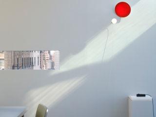 Empire State Loft Koko Architecture + Design Modern Kitchen
