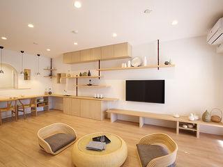 SWITCH&Co. Eklektyczny salon