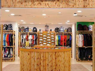 Cris Nunes Arquiteta Rustikale Geschäftsräume & Stores