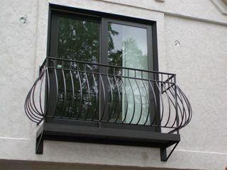 Ferforje Fransız Korkuluk REYTAŞ DEMİR ÇELİK FERFORJE Klasik Evler Demir/Çelik Metalik/Gümüş