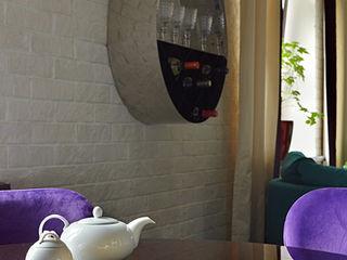 Marina Pennie Design&Art Dapur Gaya Eklektik Purple/Violet
