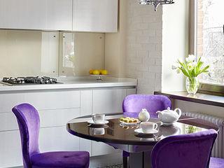 Marina Pennie Design&Art Dapur Gaya Eklektik White