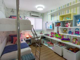 Cris Nunes Arquiteta Klassische Kinderzimmer