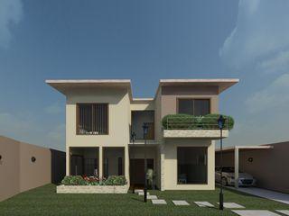 Vivienda Carrasquelitos Diseño Store Casas modernas