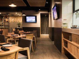 Segovia ARQ Ресторации