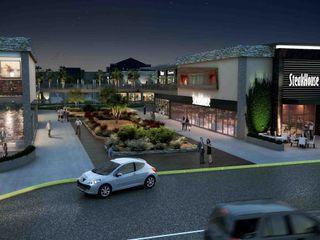 Segovia ARQ Торговые центры в стиле модерн