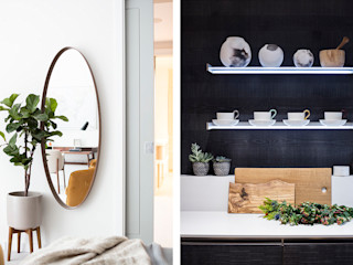 Modern New Home in Hampstead Black and Milk | Interior Design | London ArtworkOther artistic objects