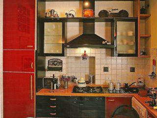 Fabio Carria Modern kitchen