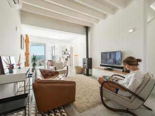 Livingroom studioarte Minimalist living room