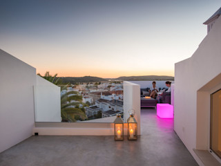 Terrace view studioarte Patios & Decks