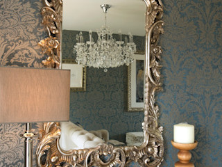 Compliment your decor by creating a focal point in your home with artwork & mirrors or adding a personal touch to your rooms with accessories & soft furnishings..... Graeme Fuller Design Ltd Modern living room